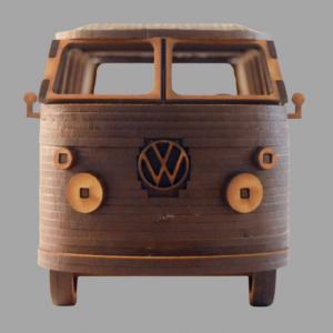 3D DIY Wooden (MDF) Models Kits