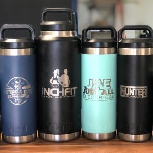 Tumblers, Cups & Bottles